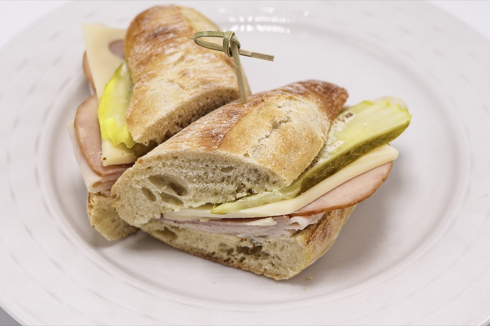 Turkey Cuban Sandwich