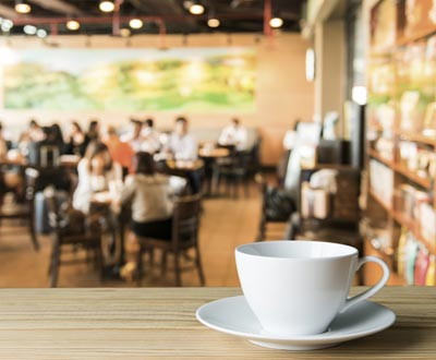 cafe service and office coffee service in Aurora