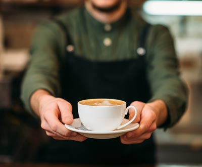 cafe service and office coffee service in Boulder