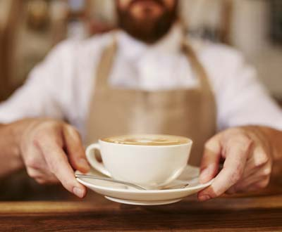 cafe service and office coffee service in Westminster