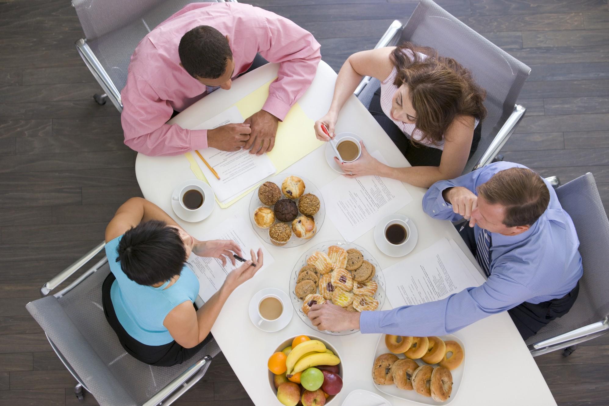 Denver Workplace Culture | Employee Satisfaction | Breakfast | Promote Productivity