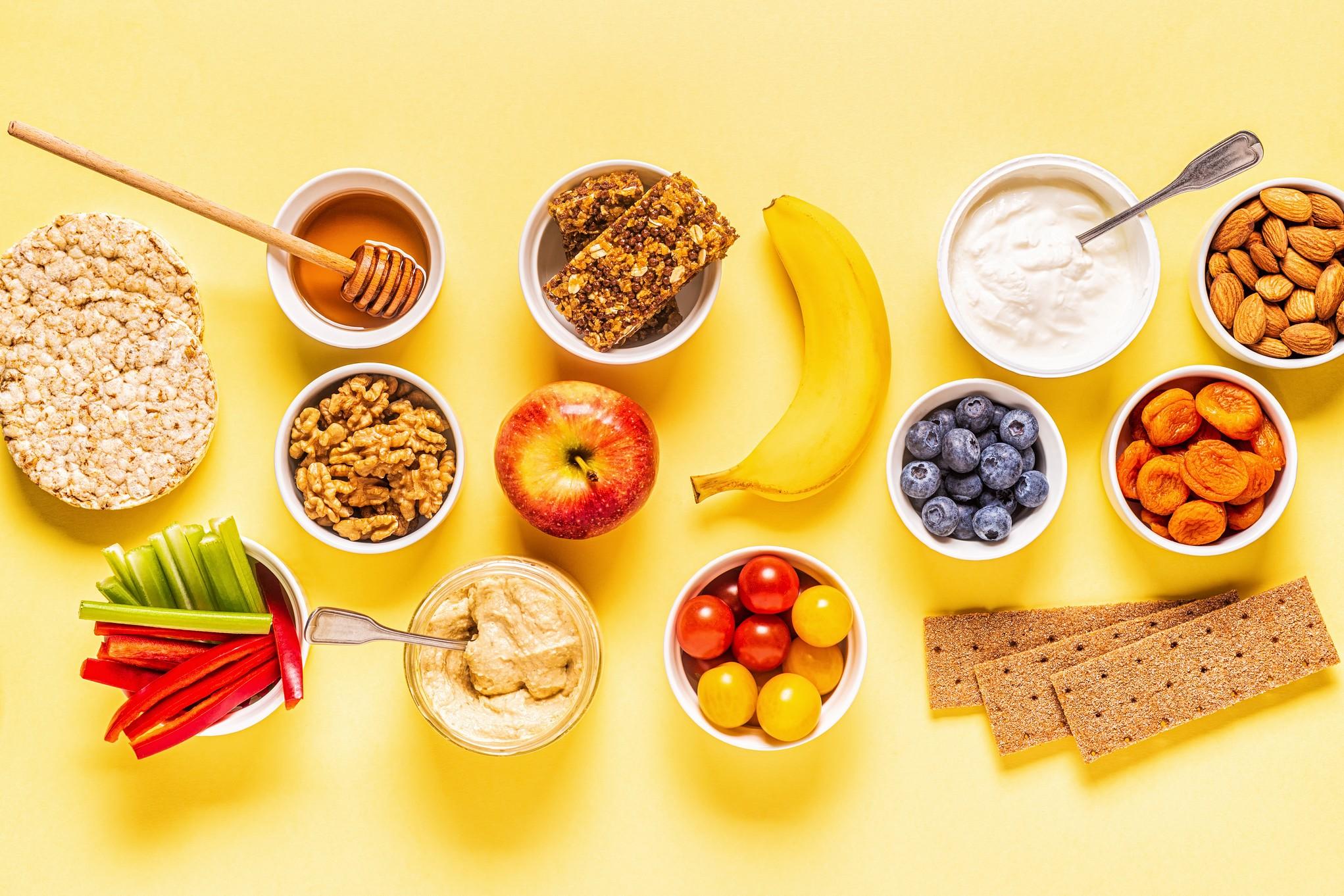 Denver Alternative Snack Choices | Better-for-You | Healthy Break Room
